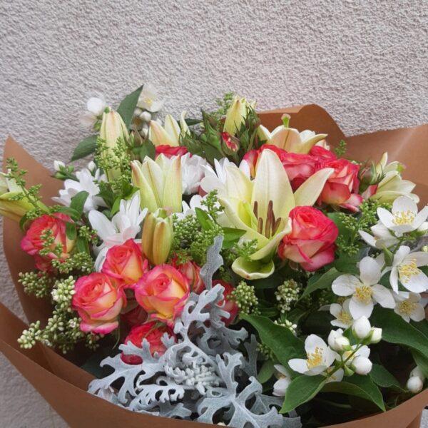 Cvjetni miješani buket